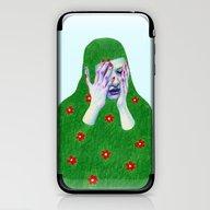 Sad Spring iPhone & iPod Skin
