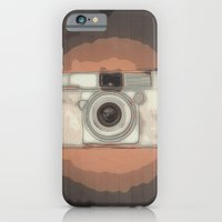 camera iPhone & iPod Cases featuring Camera by Mr and Mrs Quirynen