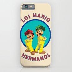 Los Mario Hermanos Slim Case iPhone 6s