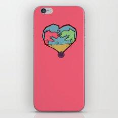 DINO LOVE  iPhone & iPod Skin