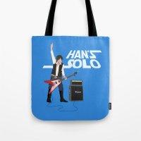 Han's Solo Tote Bag