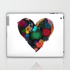 Gobblynne Heart Laptop & iPad Skin