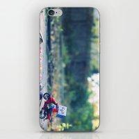 Sweet Jump iPhone & iPod Skin