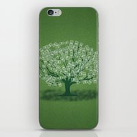 Money Tree iPhone & iPod Skin