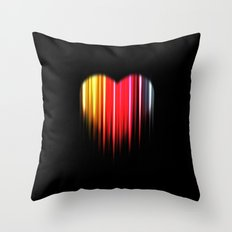 Sookie Heart Throw Pillow