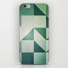 :: geometric maze x :: iPhone & iPod Skin