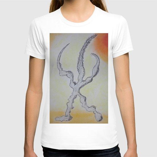 Cactus Run-Away Plant T-shirt