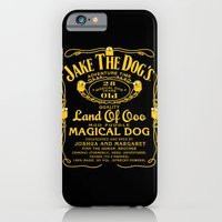 iPhone & iPod Case featuring Jake the dog's by Daniel Delgado