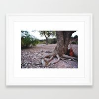 Come and Play Framed Art Print
