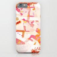 Burning Desires iPhone 6 Slim Case