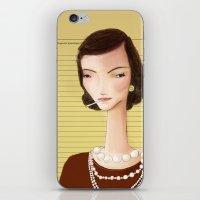Icons / Coco iPhone & iPod Skin