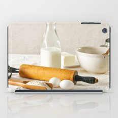 Vintage Cooking iPad Case