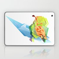 Lioness fitness Laptop & iPad Skin