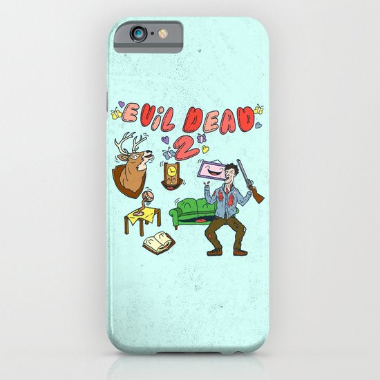 ♥ EVIL DEAD 2 ♥ iPhone & iPod Case