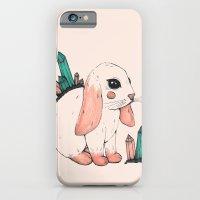 Crystal Bunny iPhone 6 Slim Case