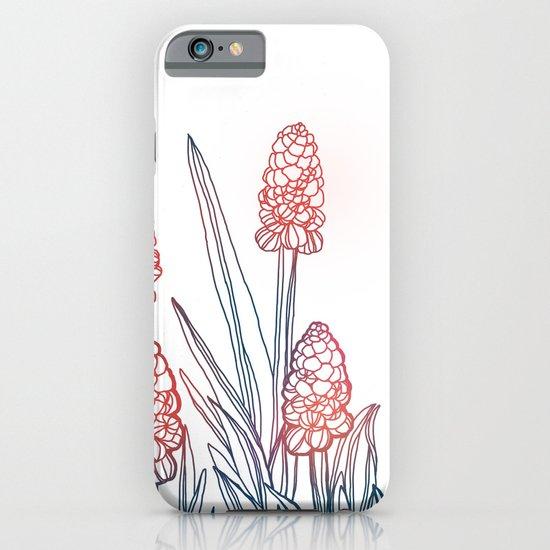 Hyacinths iPhone & iPod Case