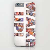 iPhone & iPod Case featuring WAKE UP! by Joel Harris Studio