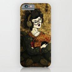 Geisha Hipster iPhone 6s Slim Case