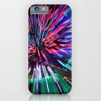 Night Light 144 - Wheel iPhone 6 Slim Case