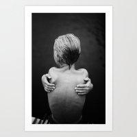 Urge Art Print