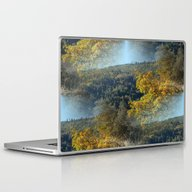 Fall Colors In Another G… Laptop & iPad Skin