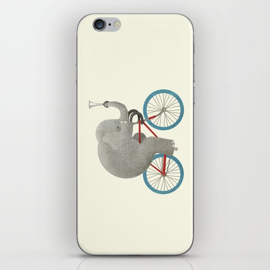 Ride (colour option) iPhone & iPod Skin