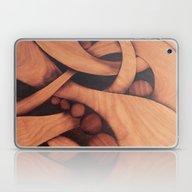 Abstract Fantasy Marquet… Laptop & iPad Skin