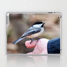 lets feed the birds Laptop & iPad Skin