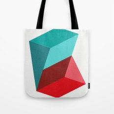 Prisms Tote Bag