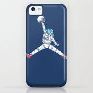 Space Dunk iPhone 5c Slim Case