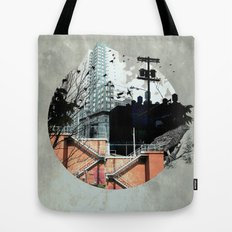 Fractal Disjunction Tote Bag