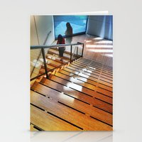 DOWNSTAIRS Stationery Cards