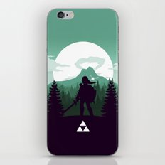 The Legend Of Zelda - Gr… iPhone & iPod Skin