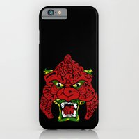 Battle-Cat iPhone 6 Slim Case