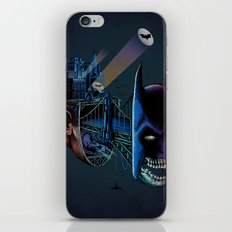 destructured hero#1 iPhone & iPod Skin