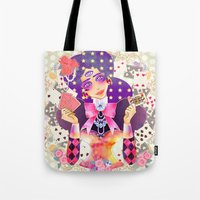 What divination do you use? Tote Bag