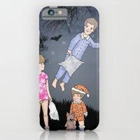 iPhone & iPod Case featuring Insomniacs - Once upon a time out by Rizky Warnerin's Illustrations