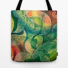 Starfish Dance Tote Bag