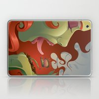 IVY's KISS Laptop & iPad Skin
