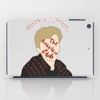 The Breakfast Club - Brian iPad Case