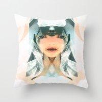 Pineal Throw Pillow