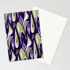 Ocean Purple Stationery Cards