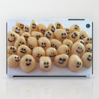 Yogurt Raisin Party. iPad Case