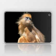 Banded Leaf Monkey Howletts Laptop & iPad Skin