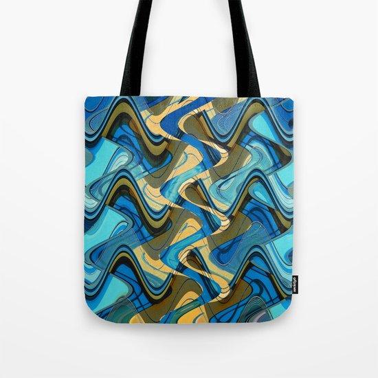 lava63 Tote Bag