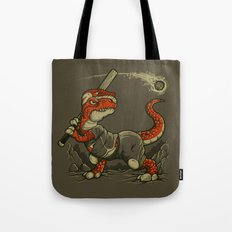 WAITING FOR THE ASTEROID  Tote Bag