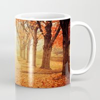 The Poetry Of Autumn Mug