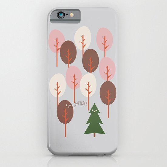 Weirdo iPhone & iPod Case