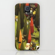 Forest Life Galaxy S5 Slim Case