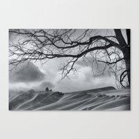 Chilling Wind Drifting S… Canvas Print